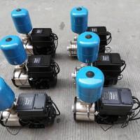 单泵变频供水